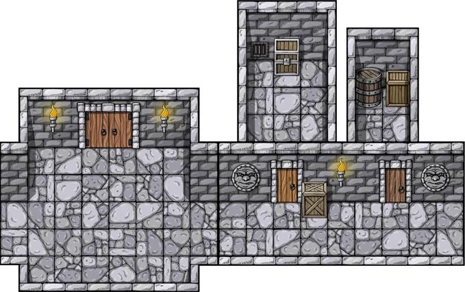 A small part of Goblin's Den