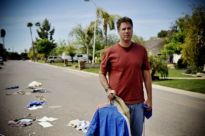 Everything Must Go (2011), based on Carver's flash fiction story