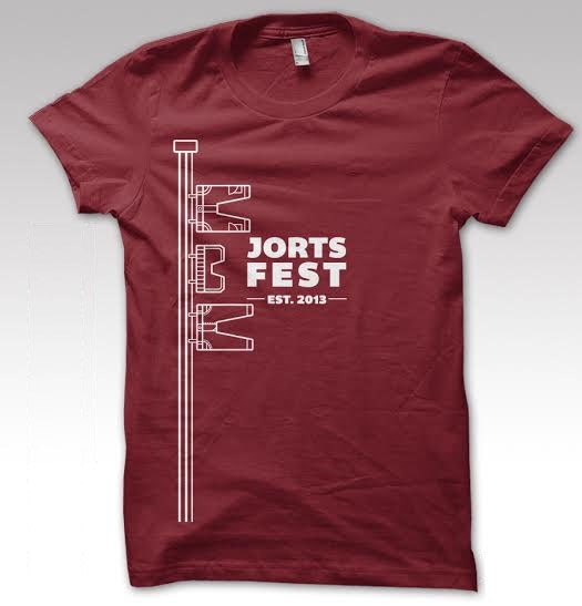 Limited edition JORTSFEST t-shirt!