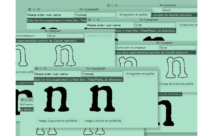 Re-typographe, Atelier National de Recherche Typographique (ANRT Nancy), 2013