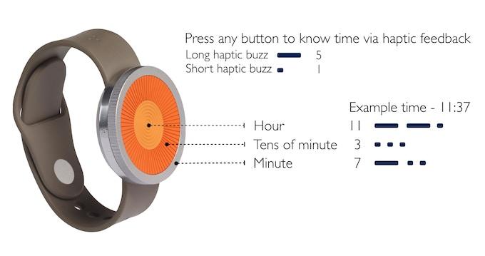 Haptic Watch