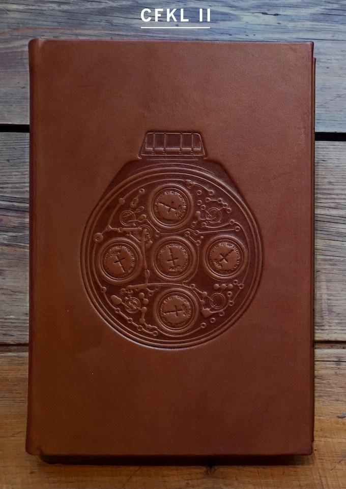 C F K L Vol. II, hardcover