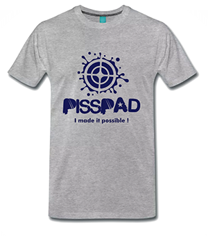 PissPad - I made it possible !