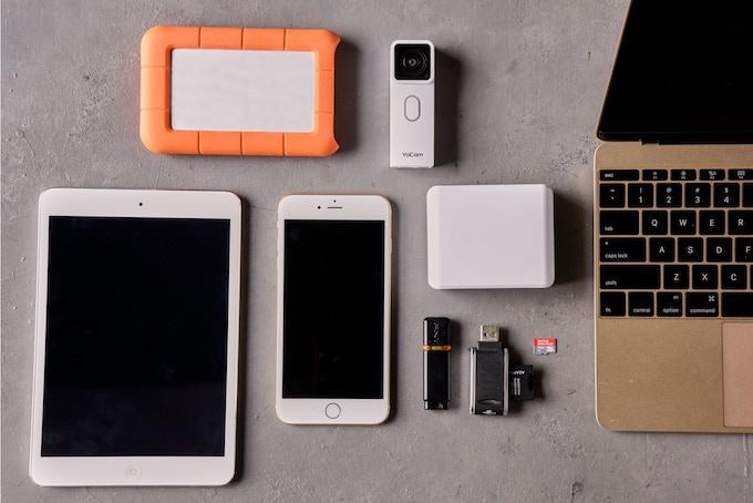 A Portable Multi-Functional Hub
