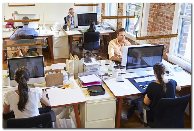 Use multiple Soundlazer VRs in an office to reduce distractions from computer audio.
