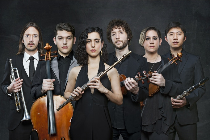 Indie-classical superstars yMusic