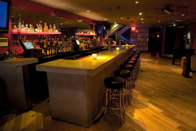 NYC's Le Poisson Rouge