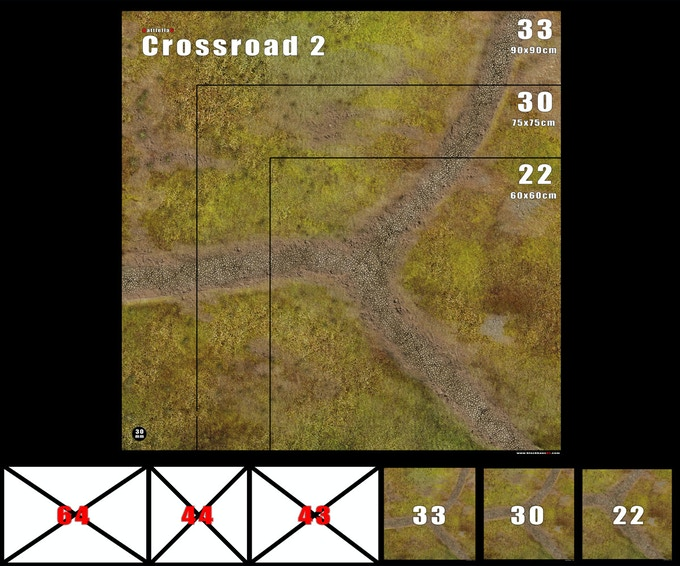 BattleflaG Crossroad 2 : Click to show Gallery on Facebook