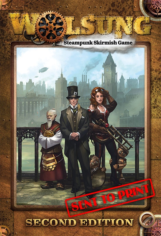 Wolsung SSG Second Edition Rulebook