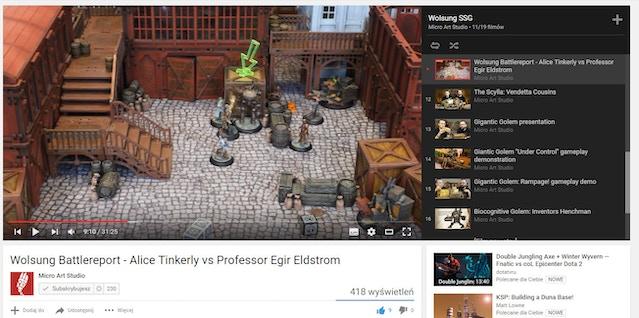 Micro Art Studio's YouTube channel