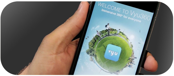 Log-in or register to your Vyu360 account.