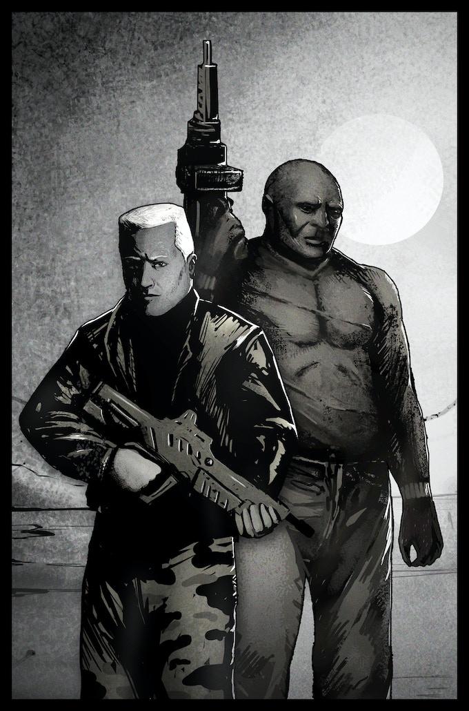 Daniel Locke and Gideon Caro