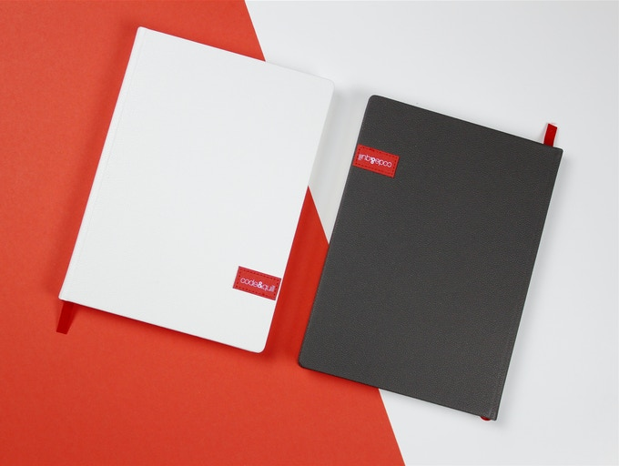 Code&Quill - The Monolith Notebook by Ronak Patel — Kickstarter