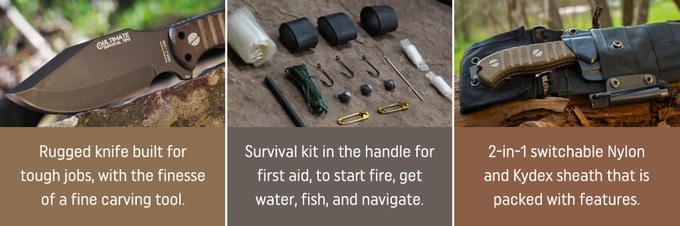MSK-1 is a Complete Survival System You Can Use and then Pass On to the Next Generation
