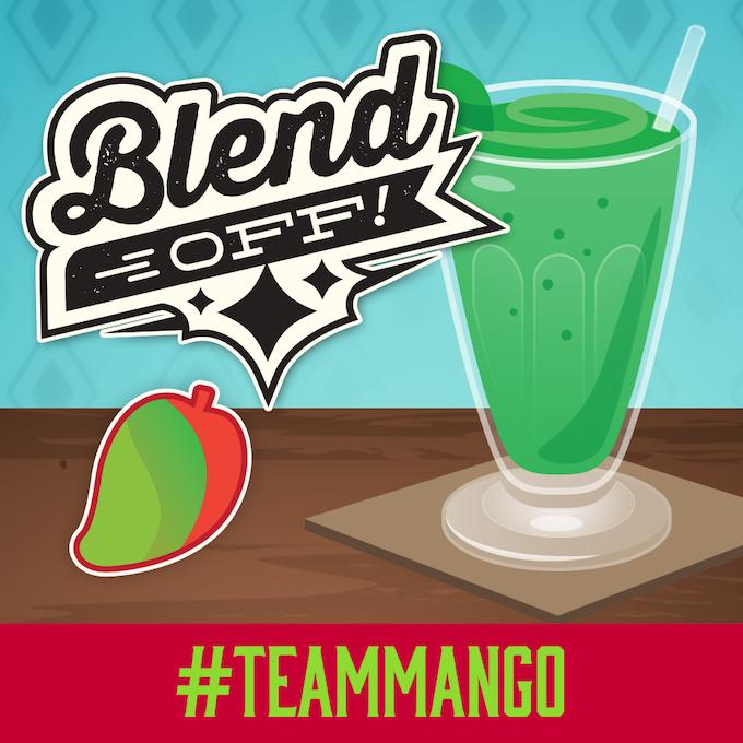 Blend Off! Avatar - Team Mango