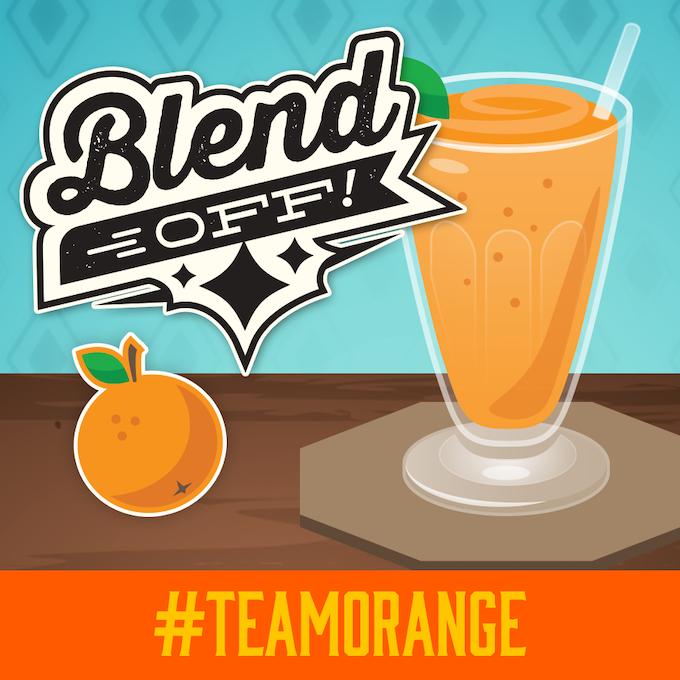 Blend Off! Avatar - Team Orange