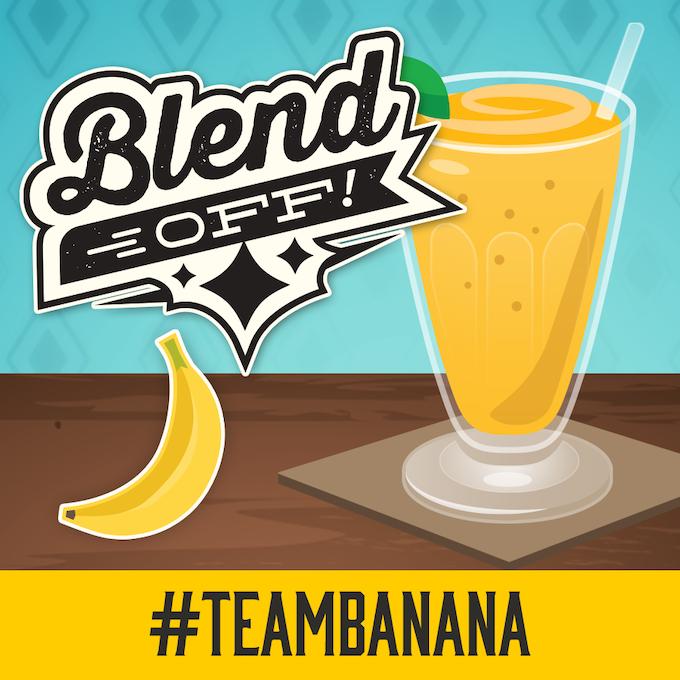 Blend Off! Avatar - Team Banana