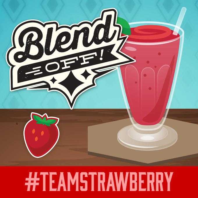 Blend Off! Avatar - Team Strawberry