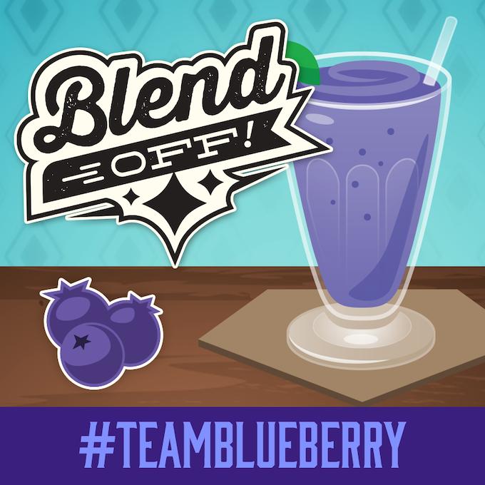 Blend Off! Avatar - Team Blueberry