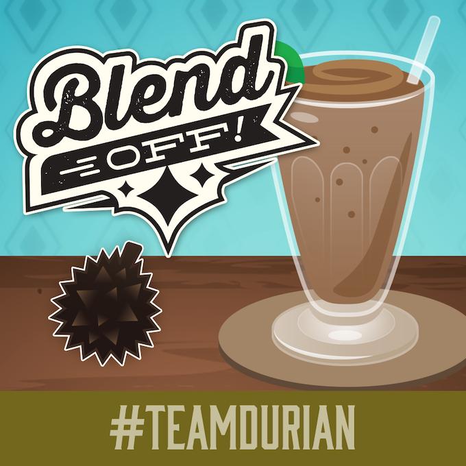 Blend Off! Avatar - Team Durian