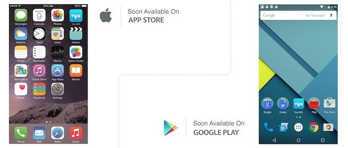 Screenshots / OS Home Screen