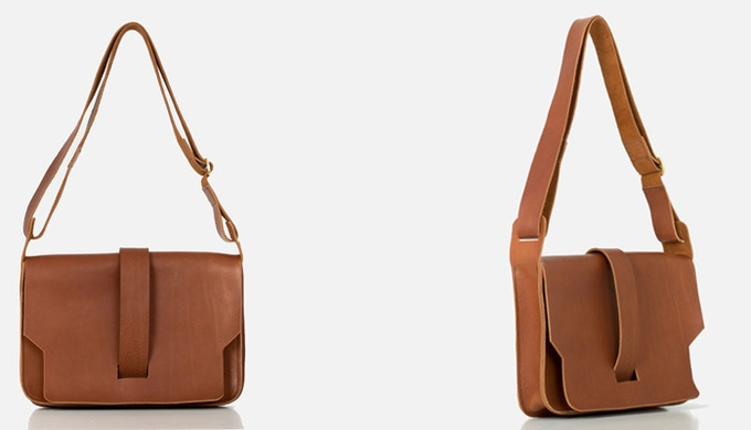 Example of St Leonards' design and quality: The Robart Handbag