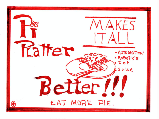 What will you make with your Pi Platter?