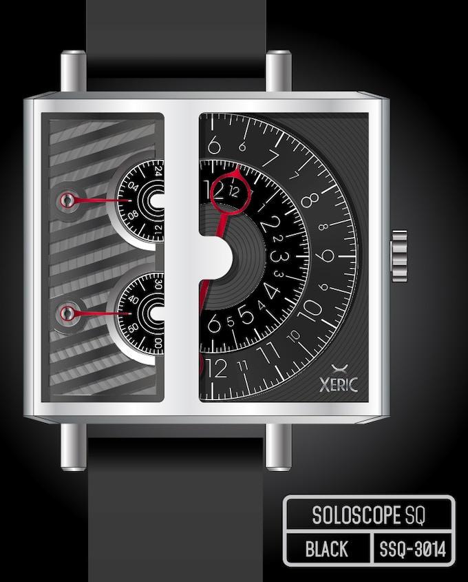 Reward #2 - SOLOSCOPE SQ - SSQ-3014