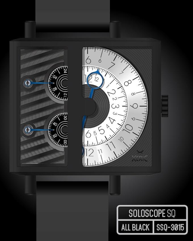 Reward #2 - SOLOSCOPE SQ - SSQ-3015