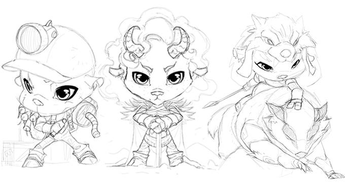 Unlocked: Demolitionist Goat, Night Watch Goat, and Beastmaster Goat