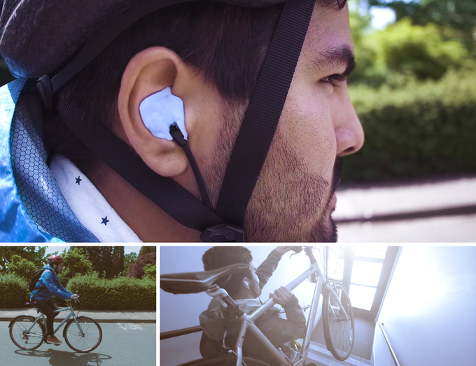 A headphone that's ready for whatever your active lifestyle demands.