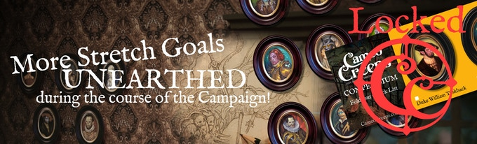 More Stretch Goals will be added after Pledge milestones are met.
