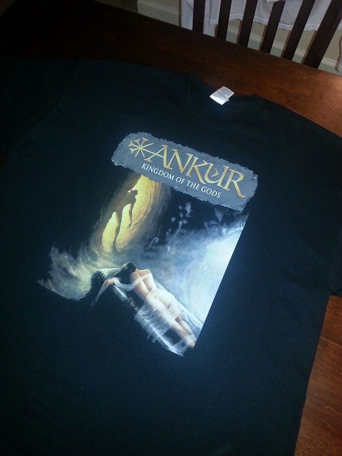 Official ANKUR T-Shirt Available in sizes S-5XL