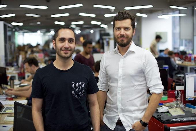 Sam & Omar, JOY co-founders