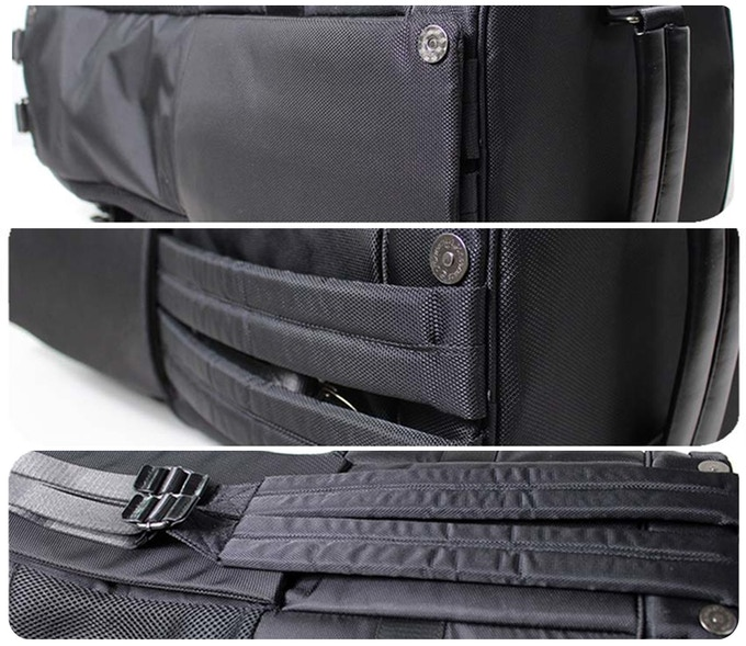 Breether Duffle Bag Designed To Breathe N Stay Cool By