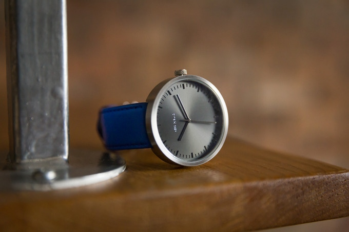 Hero blvd the street form watch that gives time back by hero blvd kickstarter for Anti reflective watches