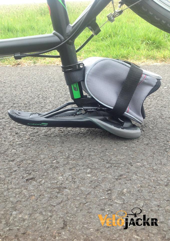 Talk about saddle-sore!