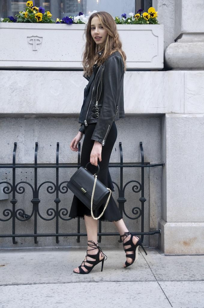 Hooked Lady Bag