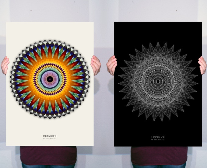 A2 (42cm x 59,4cm) posters on environmentally friendly 170g/m² paper