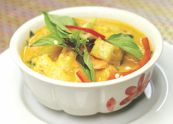 A curry dish that we'll have fun making together!