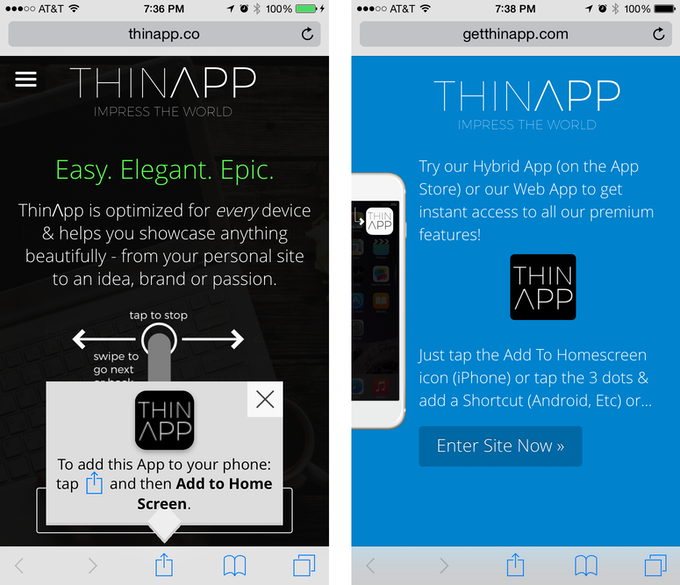 App Icons (for Mobile Homescreens)