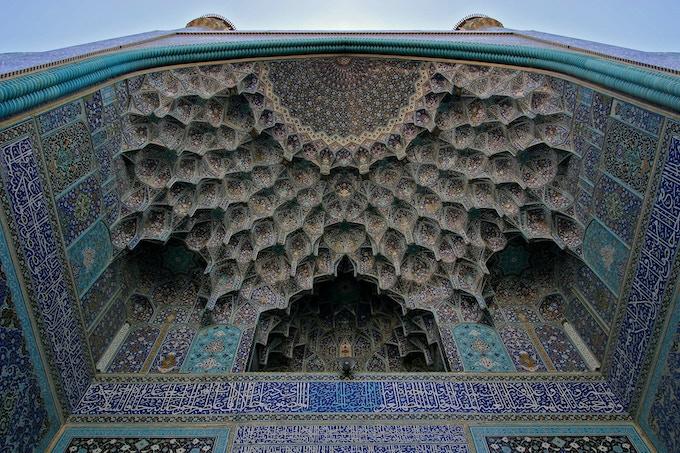 Imam Mosque of Isfahan, Iran (shutterstock)
