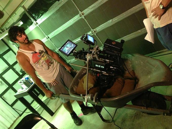 Tom Keliinoi - Executive Producer / Editor