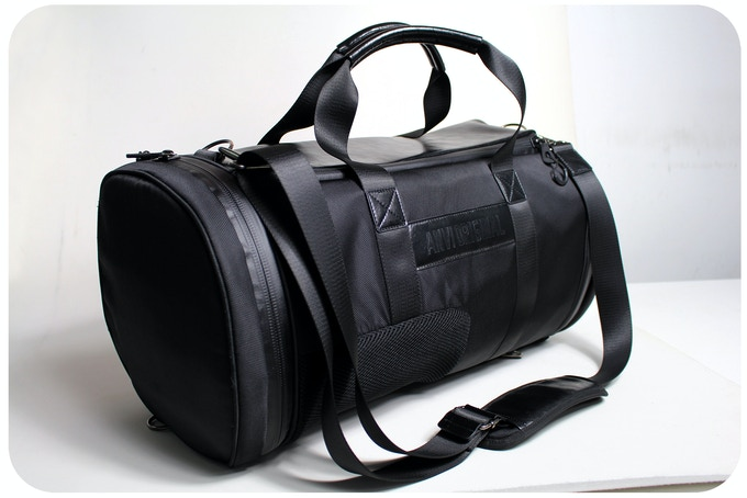 Enough Room For All Your Gym Or Travel Essentials Big