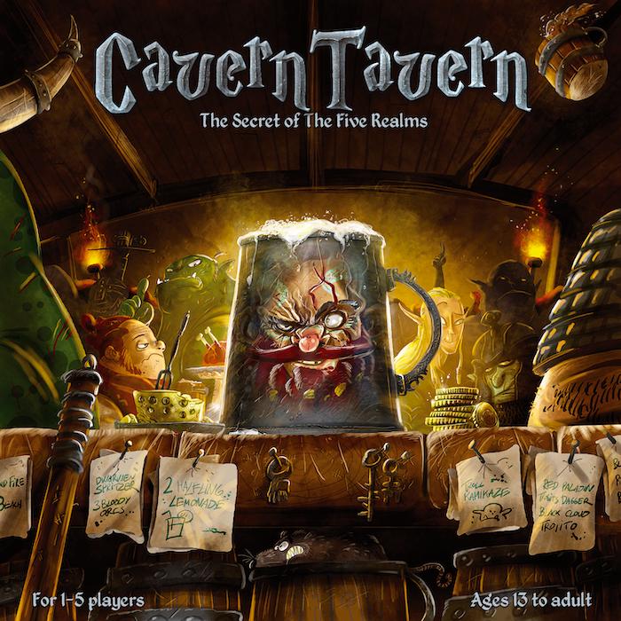Cavern Tavern by Final Frontier Games » Plastic insert unlocked! +