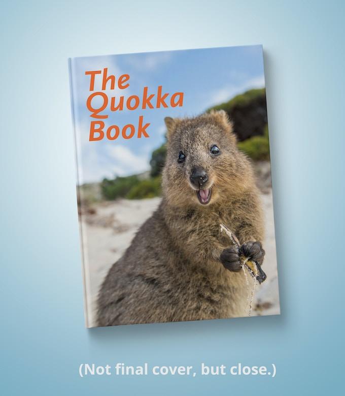 Quokka Photo Book