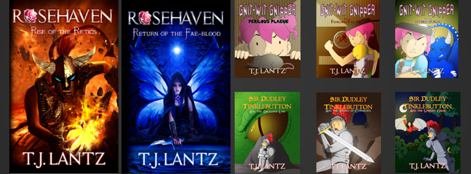 Other books by T.J. Lantz
