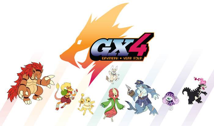 Support GaymerX in our fourth year of celebrating gaming for everyone!