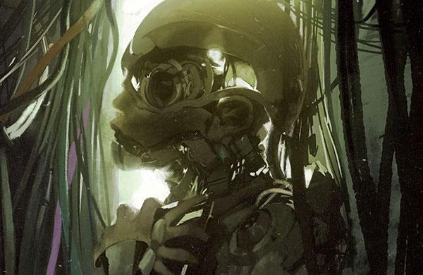 Robot design for The Nostalgist