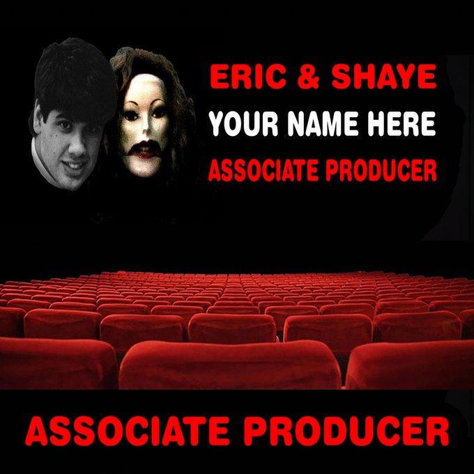 Your name will appear forever in the credits and on your resume.
